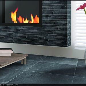 Ardosia grigio 30x60 e nero wall maxi