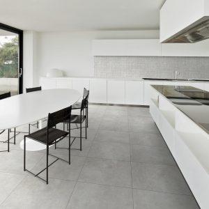 EVOQUE PERLA 802+mosaico cucina