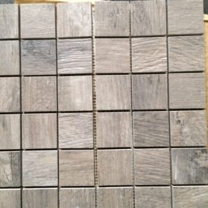 Italian Wood mozaïek braun